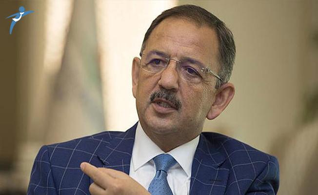 Şehircilik Bakanı Özhaseki'den İmar Barışı Açıklaması 'Yapan ve Yaptırana 1 Yıl Hapis'