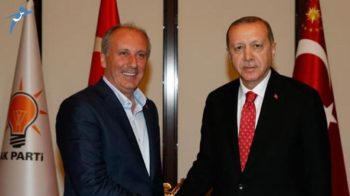 Sosyal Medyada Muharrem İnce, Cumhurbaşkanı Erdoğan'ı Geride Bıraktı