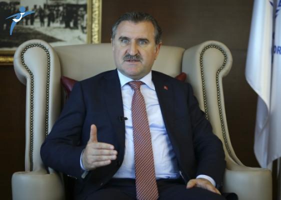 Spor Bakanı Osman Aşkın Bak: Türkiye Yönetiminde Yeni Bir Sayfa Açılıyor