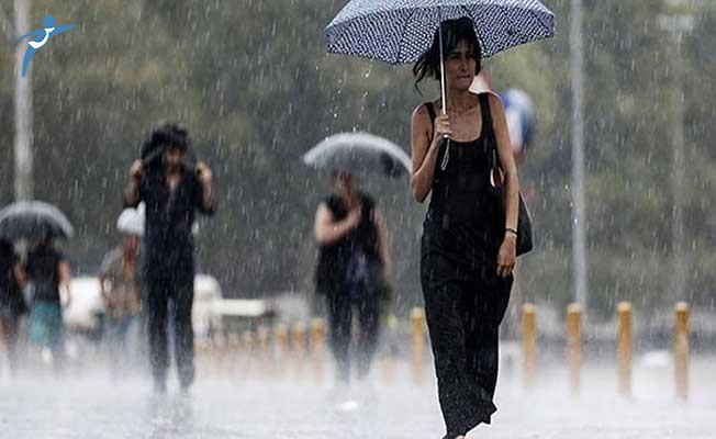 Ankara'da Şiddetli Yağış Başladı ! Araçlarda Mahsur Kalanlar Var...