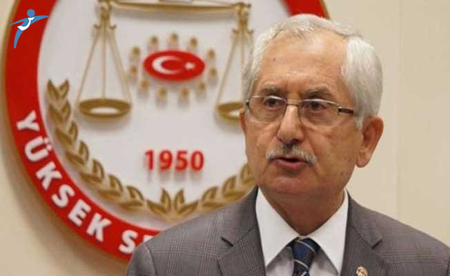 YSK Başkanı Sadi Güven'den Seçim Sonuçları Açıklaması