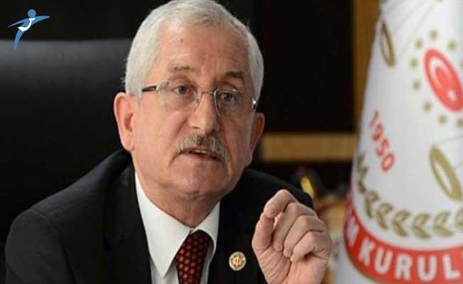 YSK'dan HDP'nin Cumhurbaşkanı Adayı Selahattin Demirtaş Hakkında Açıklama