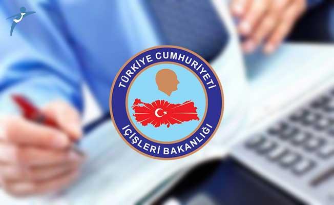 1117 Büro Memuru Alım İlanı İçişleri Bakanlığı Tarafından da Duyuruldu