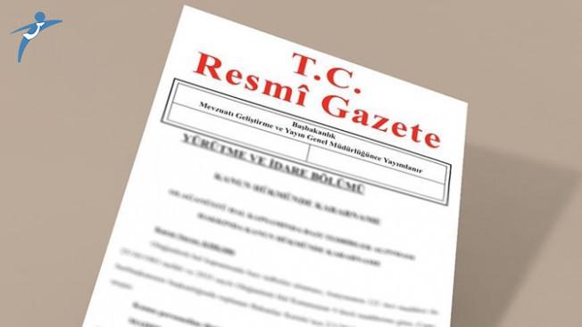 11 Bakanlığa Ait Üst Düzey Atama Kararları Resmi Gazete'de Yayımlandı