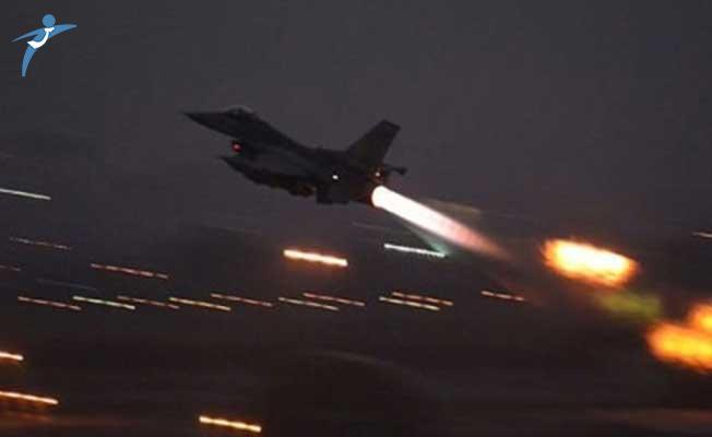 ABD'den Esad Rejimine Hava Harekatı
