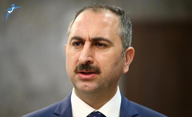 Adalet Bakanı Gül: Türkiye'de Güven Veren Bir Adalet Var Duygusunu Oluşturmaya Çalışıyoruz