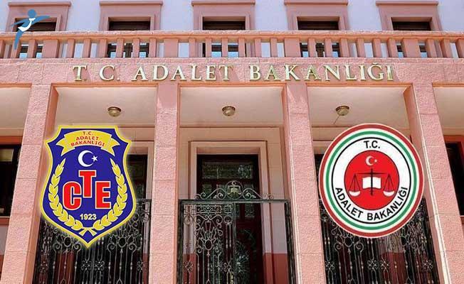 Adalet Bakanlığı CTE Müdür, Denetimli Serbestlik Müdür ve Yardımcılarının Naklen Atama Sonuçları Açıklandı