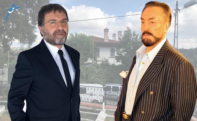 Adnan Oktar Operasyon Öncesinde Ahmet Hakan'ı Aramış