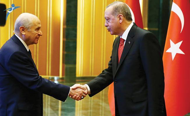 AK Parti ve MHP'nin İttifakı İhtisas Komisyonlarında da Devam Ediyor