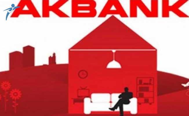 Akbank Konut Kredisi Faiz  Oranı 2018