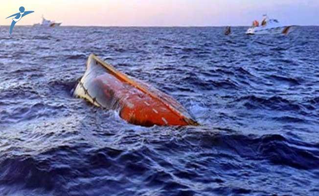 Akdeniz'de Facia ! Göçmen Teknesi Battı: Çok Sayıda Ölü ve Yaralı Var