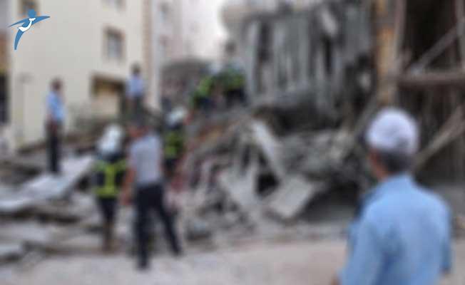 Ankara'da İnşaatta Göçük ! Yaralı ve Ölü İşçiler Var...