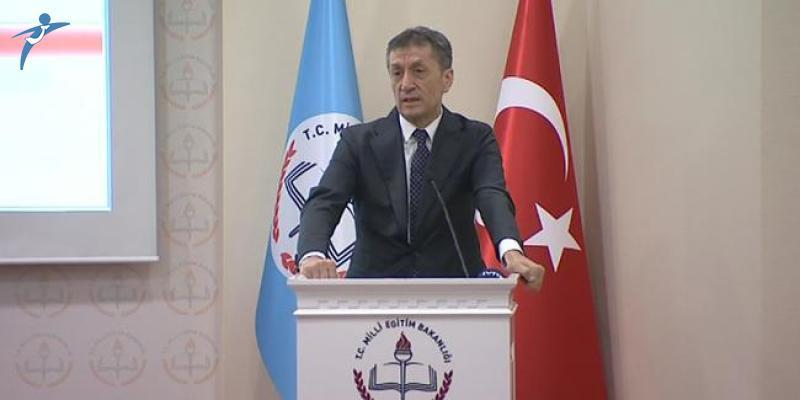 Bakan Ziya Selçuk'tan Yeni Atanan Öğretmenlere: Bizim Güvencemiz Sizsiniz