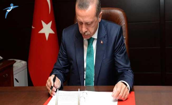 Başkan Erdoğan AK Parti 11 İl Başkanlığına Atama Yaptı