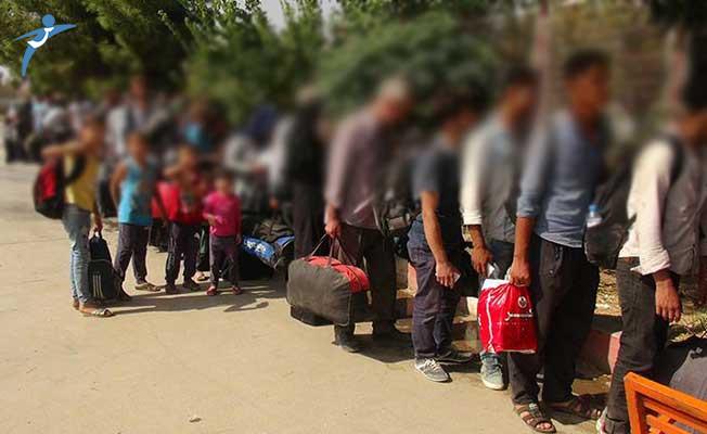 Bayram Ziyaretine Giden 7 Bin Suriyeli Yeniden Türkiye'ye Döndü
