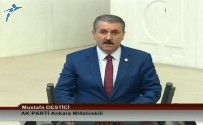 BBP Lideri Destici AK Parti Milletvekili Olarak Yemin Etti