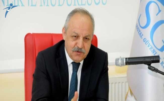 Çalışma Bakanlığı Bakan Yardımcısı Ahmet Erdem Kimdir