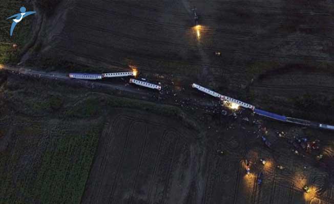 Cumhurbaşkanı Erdoğan'dan Tekirdağ Tren Kazasına Dair Açıklama