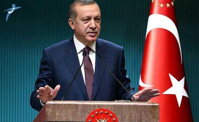 Cumhurbaşkanı Erdoğan Göreve Başlama Töreninde Konuştu