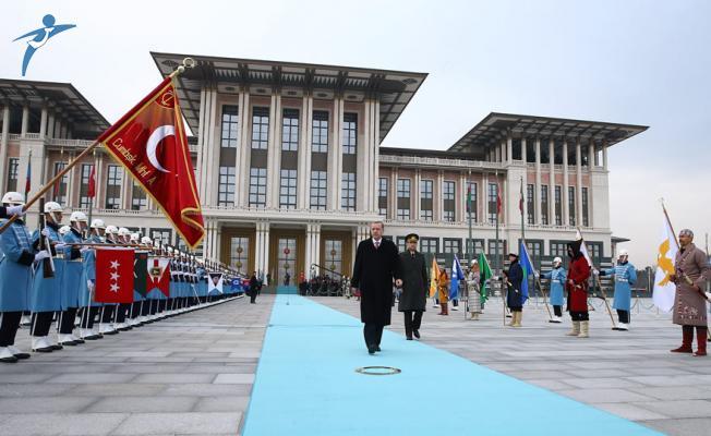 Cumhurbaşkanı Erdoğan'ın Göreve Başlama Törenine 22 Devlet Başkanı ve 29 Başbakan Katılacak