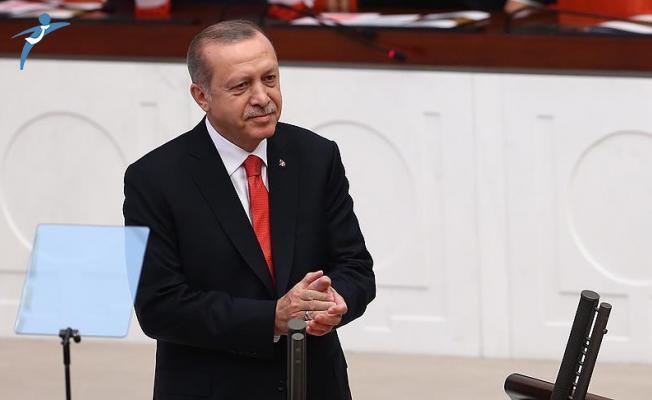 Cumhurbaşkanı Erdoğan Meclis'te Yemin Etti!