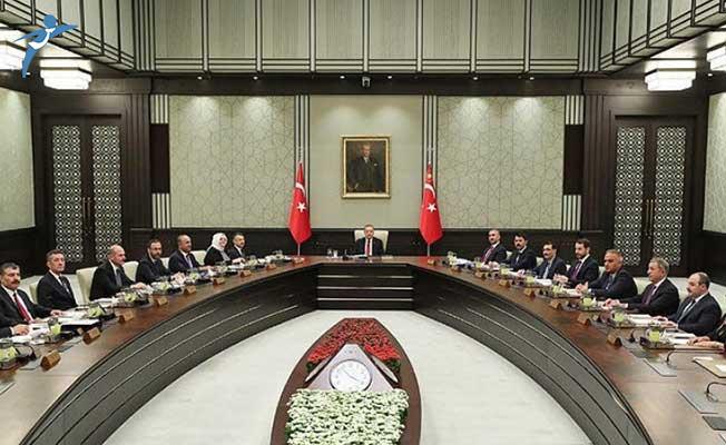Cumhurbaşkanlığı Hükümet Sistemi İlk Kabine Toplantısı Başladı