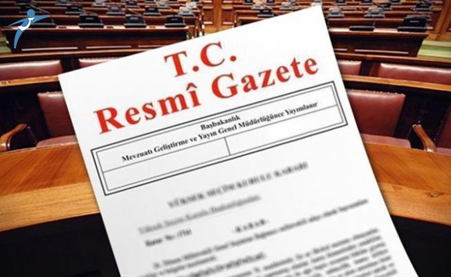 Cumhurbaşkanlığı Kararnamesiyle Kalkınma Ajansları Sanayi Bakanlığına Bağlandı