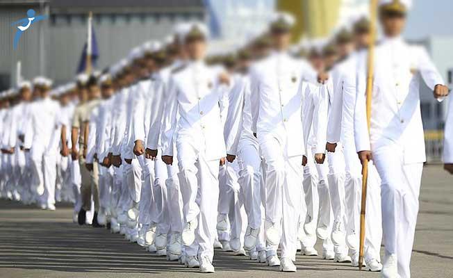 Deniz Kuvvetleri Komutanlığı Subay Alımı Kesin Kayıt Detayları