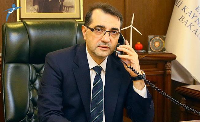 Yeni Enerji ve Tabi Kaynaklar Bakanı Fatih Dönmez Kimdir?
