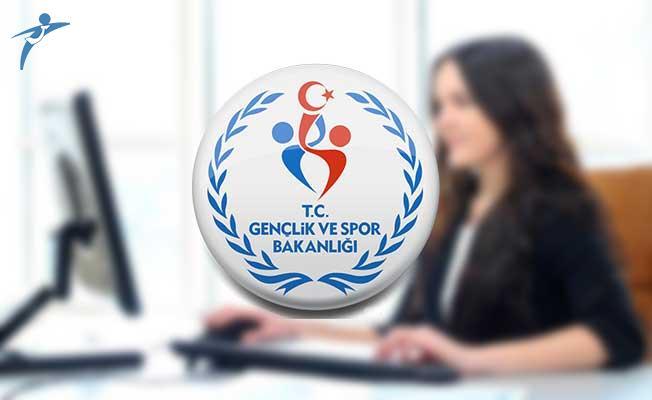 Gençlik ve Spor Bakanlığı 3 Bin 200 Personel Alımı Başvuru Sonuçları Açıklandı