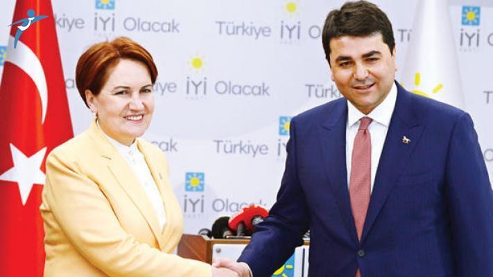 İYİ Parti'de İstifa! Meclis'e Giren Parti Sayısı Sekize Çıktı