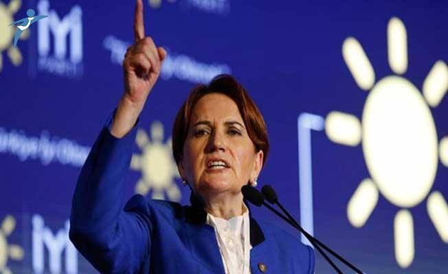 İYİ Parti'den Önemli Meral Akşener Açıklaması: İstifa Etmemiştir