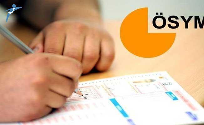 KPSS Sınavına Girerken Gerekli Belgeler 2018