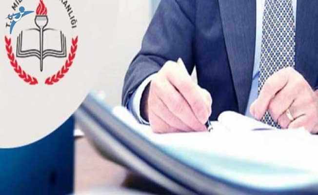 MEB 513 Şube Müdürlüğü Görevde Yükselme Sözlü Sınav Takvimi Belli Oldu