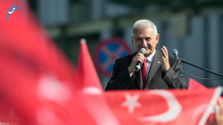 Meclis Başkanı Yıldırım: İzmir Bizi Her zaman Bağrına Bastı!