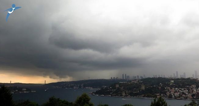 Meteoroloji Uyardı! İstanbul'da Sağanak Yağış Bekleniyor!
