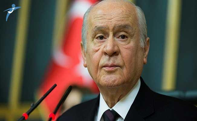 MHP Genel Başkanı Devlet Bahçeli TBMM'de Yemin Etti