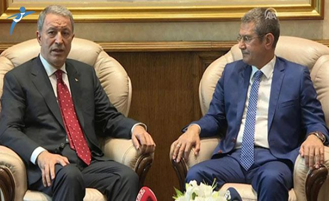 Milli Savunma Bakanı Hulisi Akar'dan Yeni Görevi Sonrası İlk Açıklama