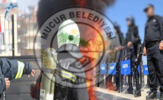 Mucur Belediyesinin İtfaiye Eri ve Zabıta Memuru Alım İlanı Kaldırıldı !