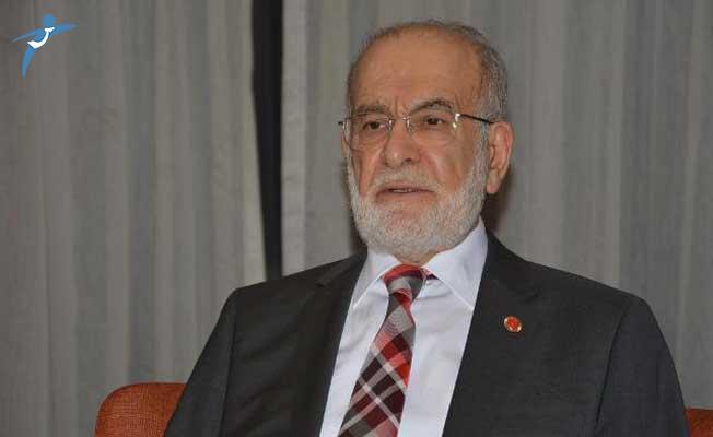 Saadet Partisi Lideri Temel Karamollaoğlu'ndan 15 Temmuz Mesajı