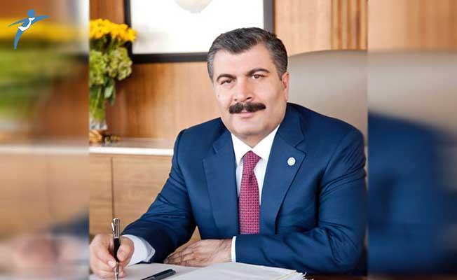 Sağlık Bakanı Fahrettin Koca'dan Yıpranma Payı Açıklaması