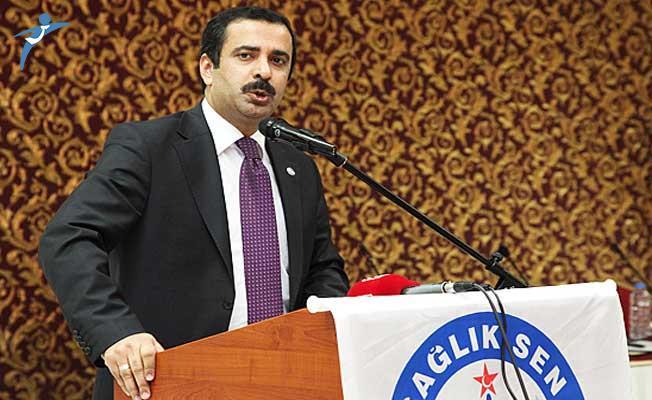 Sağlık Sen Başkanı Memiş'ten Yandaş Sendika Suçlamalarına Sert Tepki