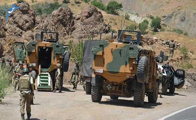 Şırnak'ta 4 Bölgenin Özel Güvenlik Bölgesi İlan Edildiğini Açıklandı