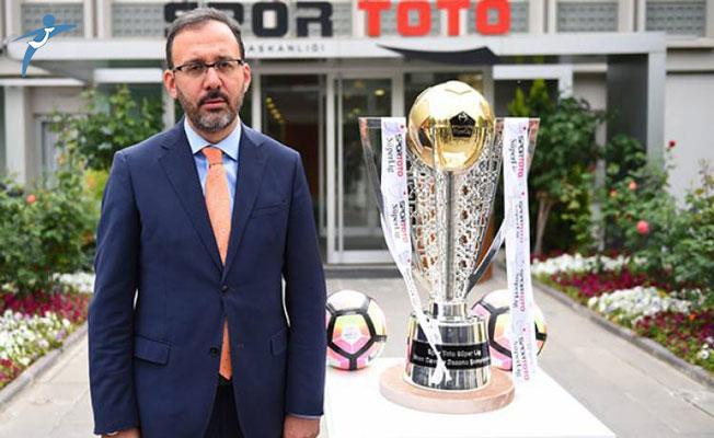 Yeni gençlik ve Spor Bakanı Mehmet Kasapoğlu Kimdir?