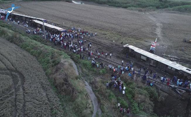 Tekirdağ Çorlu Tren Kazasında Hayatını Kaybedenlerin İsimleri Belli Oldu!