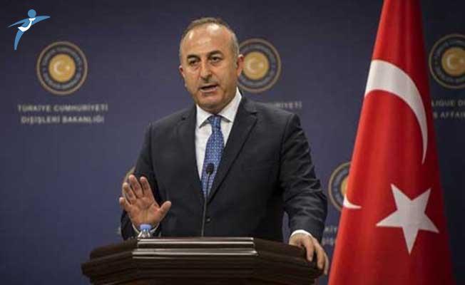 Trump'ın Yaptırım Açıklamasına Dışişleri Bakanı Çavuşoğlu'ndan Sert Yanıt