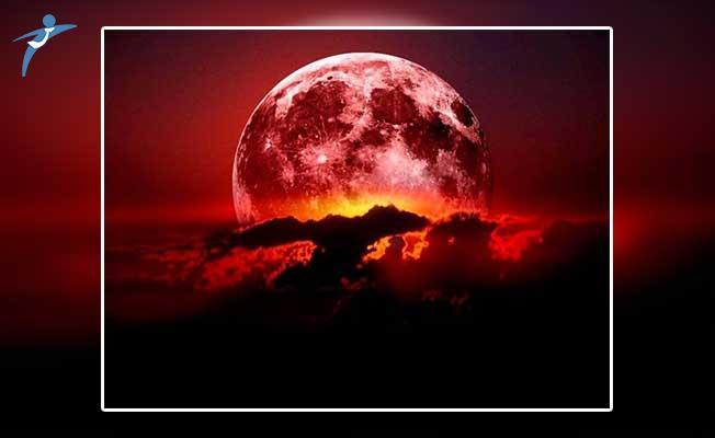 Türkiye'de Kanlı Ay Tutulması Saat Kaça Kadar Devam Edecek?