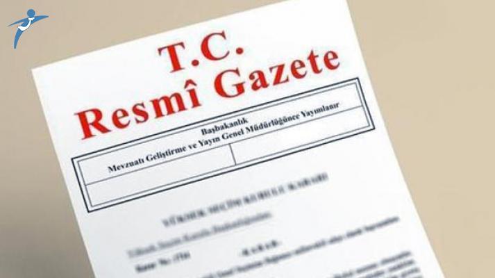 Yeni Kabine Listesi Resmi Gazete'de Yayımlandı