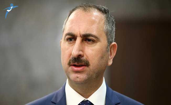 Adalet Bakanı Gül'den Kur Saldırılarına İlişkin Açıklama