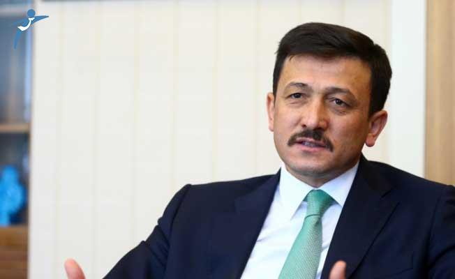 AK Partili Hamza Dağ: Abdullah Gül Bu Harekete İhanet Edenlerden Biridir